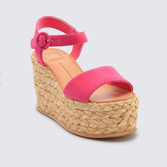b8c64f2378 Dolce Vita Shoes | Dane Espadrille Wedge Sandals | Poshmark